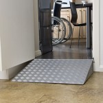 Doorline wedge ramp