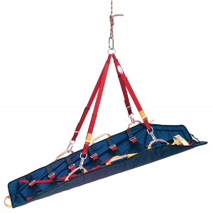 Traverse Rescue Stretcher with 4 point bridle